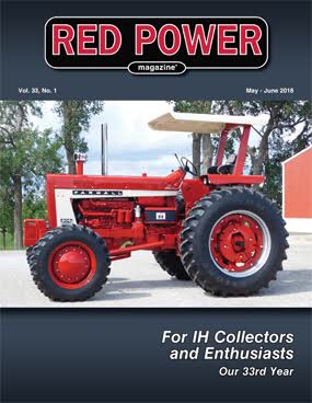 May-June 2018 Red Power Magazine Cover
